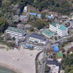 筑波大学下田臨海実験センター全景