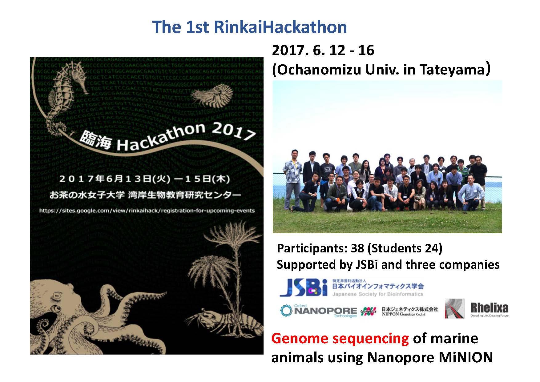 Rinkai Hackathon information page 3