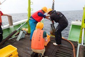 第21回 JAMBIO沿岸生物合同調査 3